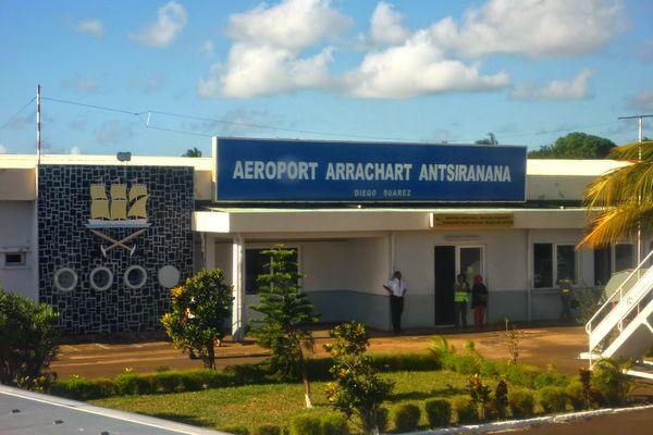 Aéroport de Diego Suarez Antsiranana Madagascar - Ocean Lodge