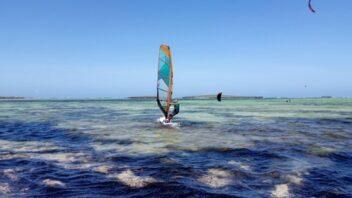 Windsurf rental prices