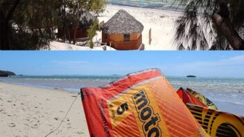 Packs with accommodation