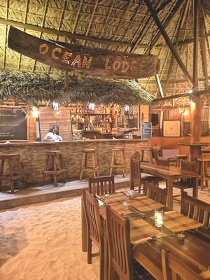 Restaurant Ocean Lodge Sakalava